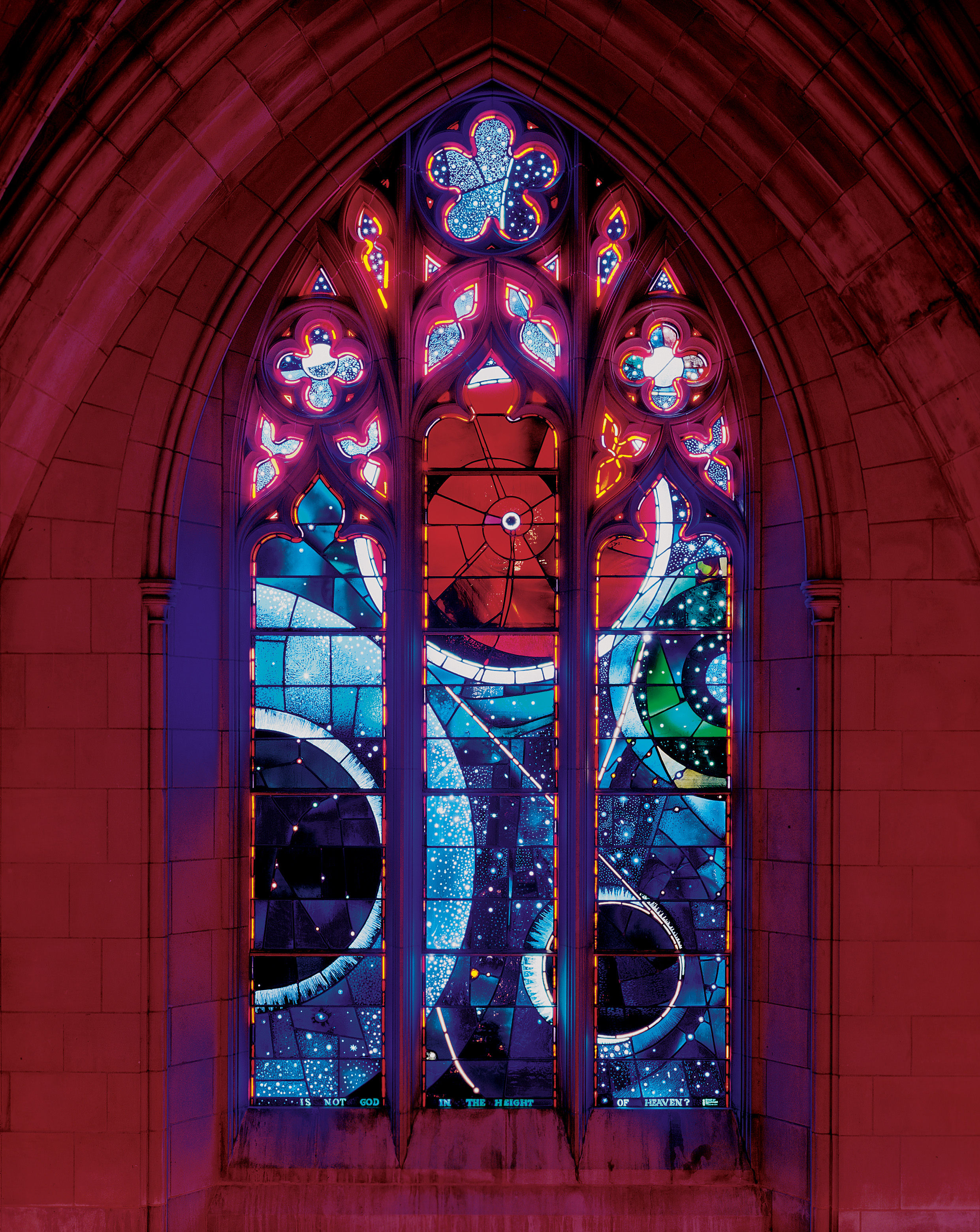 Complotti lunari la cerimonia commemorativa per neil - La finestra di fronte streaming ...